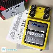 SALE NEW MAXON FL9 FLANGER Chorus Delay Echo Tremolo Vibrato ANALOG Guitar JAPAN