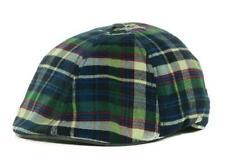 New Licensed New Era EK Green Plaid Ivy Duckbill Beret Hat Size S MSP $35 ___B91