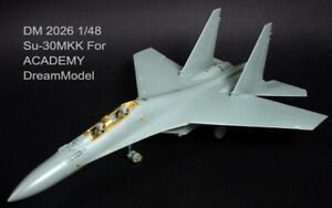 1/48 PE for SU-30MKK for Academy, DreamModel DM2026
