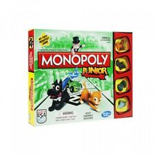 Monopoly Junior Board Game, New, Free Shipping