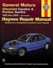 Chevrolet Cavalier & Pontiac Sunfire: 1995 thru 2004 Haynes