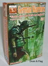 "Linear-A 009 Ancient German Warriors Set 1. ""Varus Give me back my Legions"" 1/72"