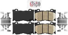 Disc Brake Pad Set-Sport Front Autopartsource PRC1346