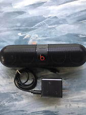Beats By Dre Pill Black Bluetooth Portable Speaker