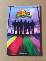 Mighty Morphin Power Rangers: Lost Chronicles Vol 1 Graphic Novel TPB