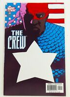 Marvel THE CREW (2003) #5 CAPTAIN AMERICA Isiah Bradley VF+ (8.5) Ships FREE!