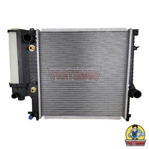 Radiator BMW 3 Series E36 1.6L & 1.8L 4Cyl  5/91-9/00 & Z3 2/97-9/02 Manual & Au