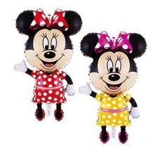 BALLON GEANT 112 CM MINNIE ROUGE ANNIVERSAIRE/ENFANT/DECORATION/FETE