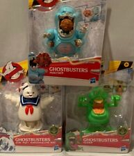 👻Classic 1984 Stay Puft Slimer Muncher Ghostbusters Afterlife Lot Of 3 2021