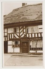 Worcestershire CARTE POSTALE - Roi Charles maison, Worcester