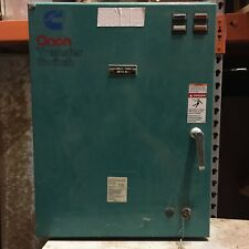 Onan Automatic Transfer Switch 70 Amp, 480 Volt, 3 Pole.