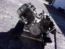 1991 91 Honda CB250 CB 250 Nighthawk engine motor starter transmission 43k miles