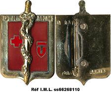 D.R.M.Mobilisation, TOUL, dos lisse, doré, 1 boléro oblong, Drago 2435 (D42)