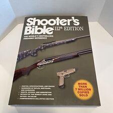 Shooter Bible 112th Edition, Gun Price Guide, 2020 Pub Date. Brand New Unread