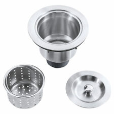 Deluxe Strainer and Basket