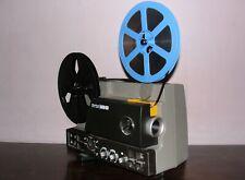 Sankyo SOUND-600 Super 8 Movie PROJECTOR in Box ~Serviced~