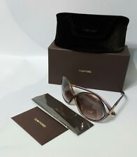 Tom Ford Ivanna TF372 -69Z  PURPLE WOMEN  Sunglasses