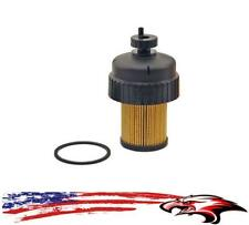 Diesel Fuel Filter and Cap for Chevrolet SUBURBAN C1500 1/2 TON 4x2 95-99 6.5L