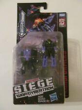 Transformers -  Siege (War for Cybertron) - Storm Cloud & Visper - Sealed