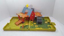 Matchbox Car Fold n Go Travel Box Toy Set Farm Folding