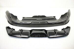 New OEM Ford Focus REAR Bumper Body Aero Air Difuser Dam Spoiler ZETEC 2012-2014
