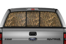 Ford F150 F 150 Window Vision Graphics Vinyl Sticker Decal 2009-2014 WING CMAO