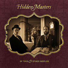 "HIDDEN MASTERS ""OF THIS AND OTHER WORLDS"" VINYL LP NEW"