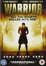 Warrior  (2012)  Tom Hardy, Joel Edgerton, Nick Nolte NEW & SEALED UK R2 DVD