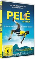 Pelé - Der Film [DVD] *NEU* Fußball Brasilien Pele Doku