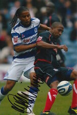 QUEENS PARK RANGERS HAND SIGNED MICHAEL MANCIENNE 6X4 PHOTO.