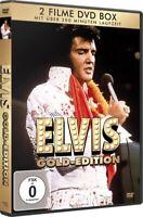 ELVIS GOLD-EDITION - PRESLEY,ELVIS   DVD NEU
