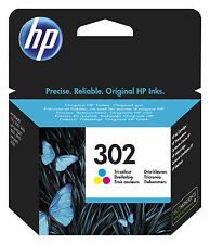 HP 302 Multi-pack Ink Cartridge (Yellow, Cyan, Magenta)