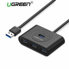 Cables USB, hubs y adaptadores Ugreen para ordenadores y tablets