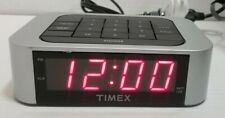 Timex Digital Alarm Clock T123S Tested - Features Battery Back Up FREE SHIPPING