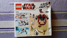 CAJA ORIGINAL. JUEGO STAR WARS LEGO. 8092. LUKE LANDSPEEDER. VER FOTOS. LEER