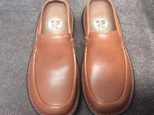 Merrell Women's TETRA SLIDE Mule Shoes NUTMEG Brown Size 5.5 Medium