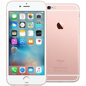 "Original Apple🍎iPhone📱6s iOS Dual Core 2GB RAM 128GB ROM 4.7"" 12.0MP ROSE GOLD"