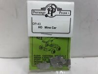 HO scale model railroad mine car kit. Durango press DP - 43