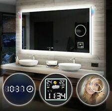 Beau Miroir Salle De Bain Lumineux LED | Interrupteur | Miroir Grossisant | L01