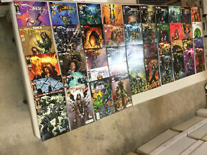 The Darkness 1-40 Complete Set Plus First Look,  Hulk,  Wolverine Image Comics