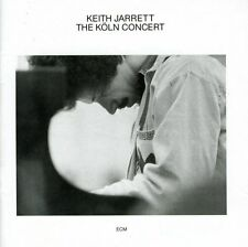 KEITH JARRETT - THE KOLN CONCERT - CD SIGILLATO ECM U.S.A. PRESS