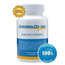 CerebralCharge - Brain Pill - Enhance Memory, Stimulate Your Mind, Sharpen Focus
