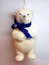 Katherine's Collection Polar Bear Christmas Ornament
