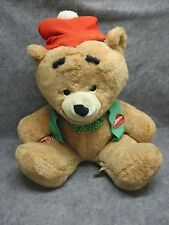 Vintage Zenith TV Advertising Giant Teddy Bear Ted E. Bear Mascot by Animal Farm