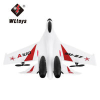 WLtoys XK A100-SU27 3CH EPP Fixed-Wing Plane Airplane RC Glider New F X