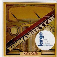 (EE22) Katy Carr, Kommander's Car - DJ CD