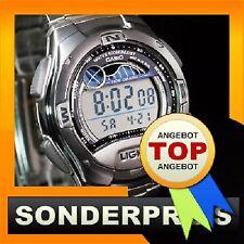 Casio w-753d -1 aves reloj Hombre