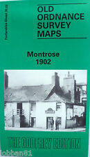 Old Ordnance Survey Map Historic Town Montrose Scotland  1902 Sheet 35.02 New