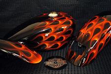Harley or other motorcycle Custom Paint....  Sportster Tank n Fenders