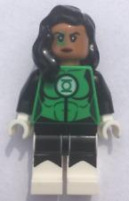 NEW LEGO GREEN LANTERN JESSICA CRUZ FROM SET 30617 SUPER HEROES (sh527)